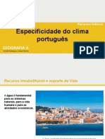 Clima Portugal