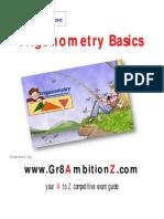 Trigonometry - Gr8AmbitionZ