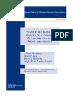 KCAREC KC Flash Mobs Final Report Relatorio Sobre Flash Mobs