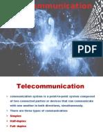 Basic Telecommunication