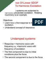 5 Harmonic Response