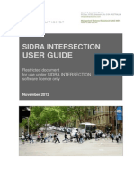 SIDRAINTERSECTION_UserGuide