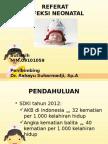 Referat Infeksi Neonatal
