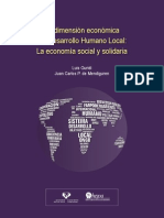 Economia Social y Solidaria DHL
