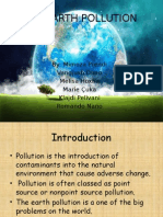 The Earth Pollution!