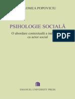 Psihologie Sociala