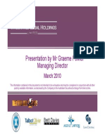 073.ASX IAW March 22 2010 14.40 Presentation by Man.Dir. Fowler