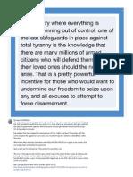 Last Safeguards - Occupy Prohibition