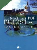 Calle Ramiro - La Meditacion