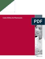 Code of Ethics 2011 in Australia, New