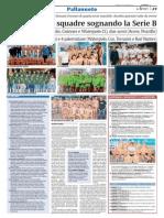 La Sicilia 16/1/2015 - Serie C