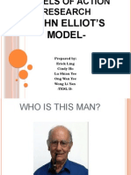 Models of Action Research(Elliot)