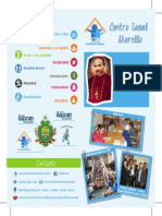 Panfleto em Espanhol