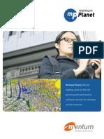 Mentum Planet LTE Plan for RF