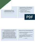 Clase Exprimentacion en Turbomaquinas y Mdp