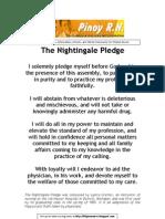 Nightingale Pledge