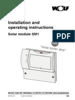 3061907 0611 SM1 Solarmodul Montage-und-Bedienungsanleitung (1)