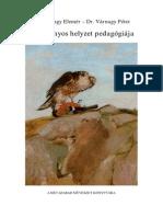 Dr. Várnagy - A Hátrányos Helyzet Pedagógiája