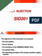 Топливная Система Siemens Sid 201