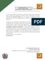 Aceptación de Cargo Dp en Agosto, Septiembre y Octubre 2014