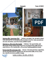 Nice House of about 100 m² on Plot of approx. 330 m²
