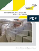 WKB Ladrillo Silicocalc Reo
