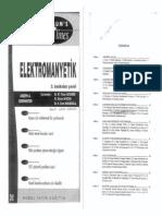 Elektromanyetik Teori - Schaums (Timur Aydemir) Ders Notları