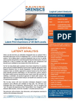 Logical Latent Analysis March 2015