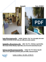 Double house at about 300 m from the beach of about 80 m²