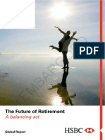 HSBC Future of Retirement - Global Report