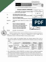 Peticiones Informacion CGBVP