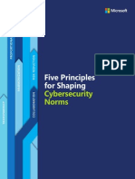 Five Principles Norms