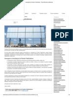 Instalação de Painéis Publicitários - Portal Estruturas Metalicas
