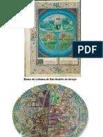 Mapas Edad Media Renacimiento y Mapas Mundi