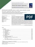 Detecting Node Replication Attacks in WSN