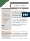 2015 Indiana Legislative Update