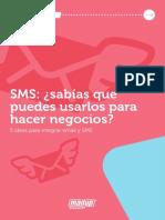 SMS para negocios