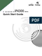 Canon Ip4300 User Guide