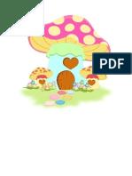 Mushroom Tag