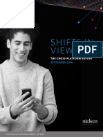 q2 2014 Cross Platform Report Shifts in Viewing
