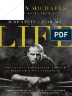 Wrestling for My Life by Shawn Michaels (sample)