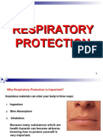 LESSON #10 Respiratory Protection