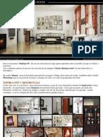 Rogervilac Making of Classic Living Room