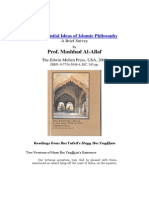 Ibn Tufail s Story of Hayy Ibn Yaqdhan