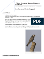 Mrunal.org-Biodiversity Amur Falcon Massacre Nicobar Megapod Narcondam Hornbill Mrunal
