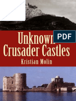 Kristian Molin Unknown Crusader Castles 2003