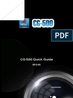 cg-500 quick-guide