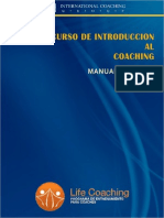 Manual Introduccion Al Coaching 4 Ed