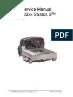 Stratos S MS222x Service Manual RevA
