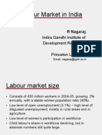 Labour Maket - Ppt From Net